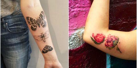 14 Vegan Tattoos The Animal Friendly Body Art Inspired By