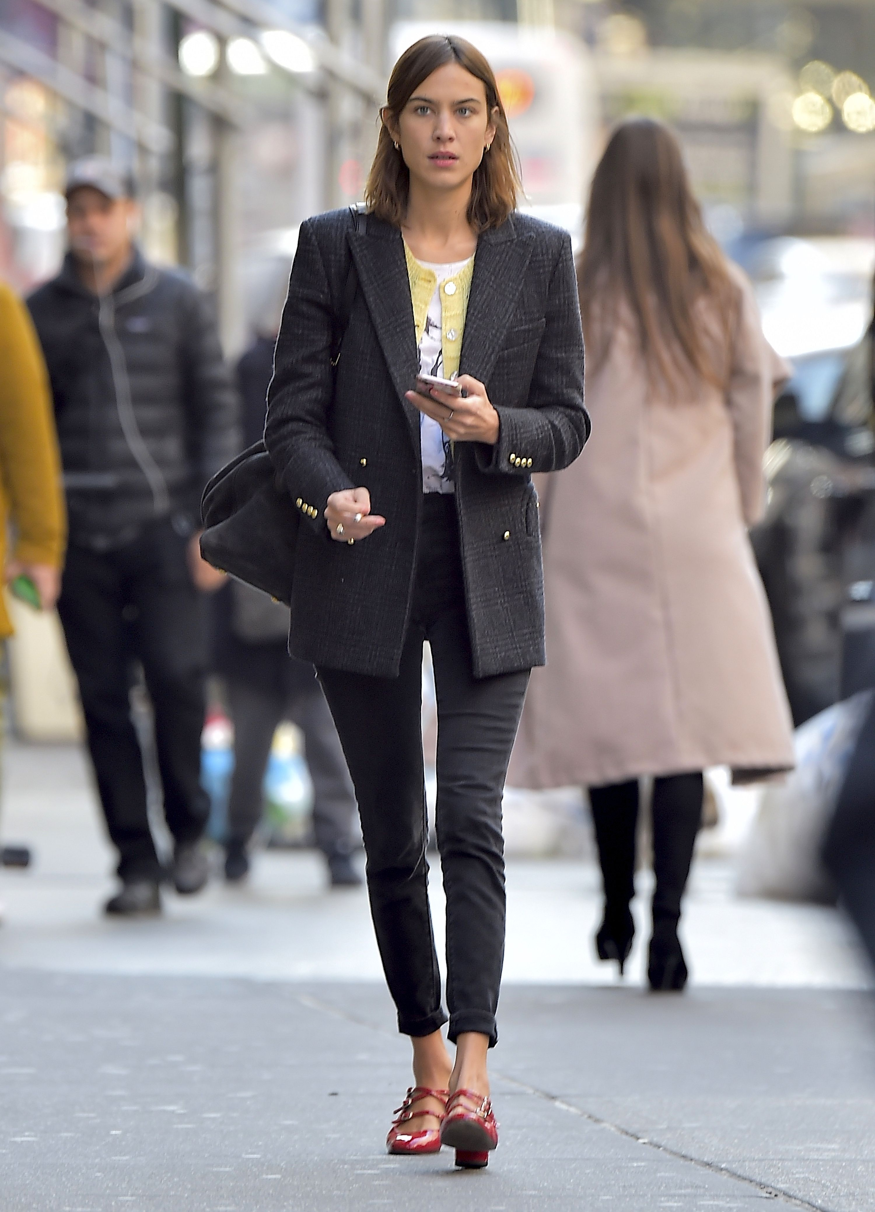 6d7976b69e10 Alexa Chung Style File | Fashion Celebrity Style