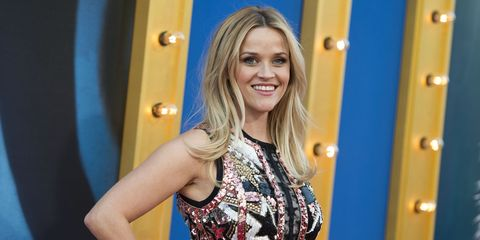 Reese Witherspoon on red carpet, January 2017   ELLE UK