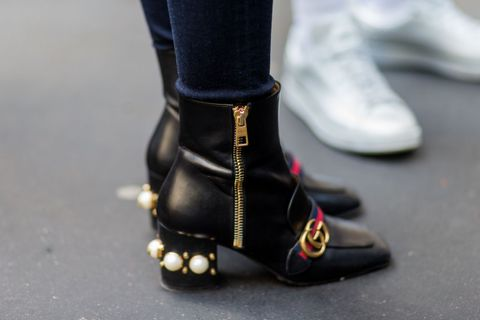 The Best Street Style Details From Haute Couture Fashion Week SS17
