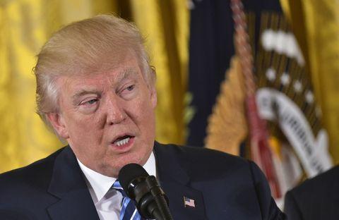 Donald Trump   ELLE UK JAN 2017
