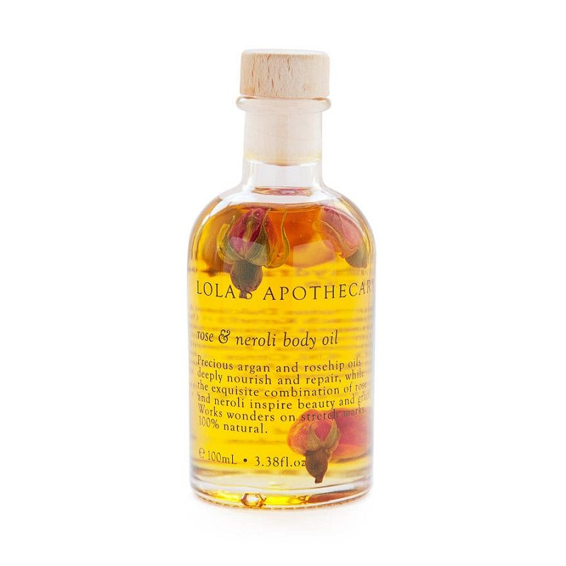 Lola's Apothecary Body Oil 24 January 2017