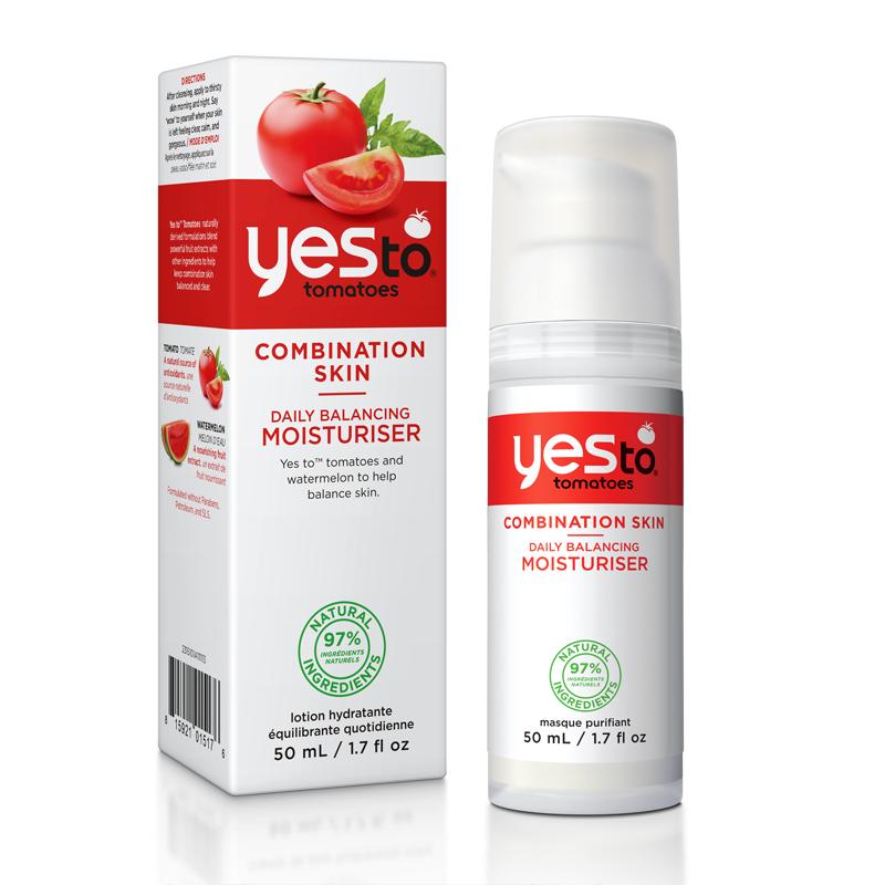 Say Yes To Tomatoes Moisturiser 25 January 2017