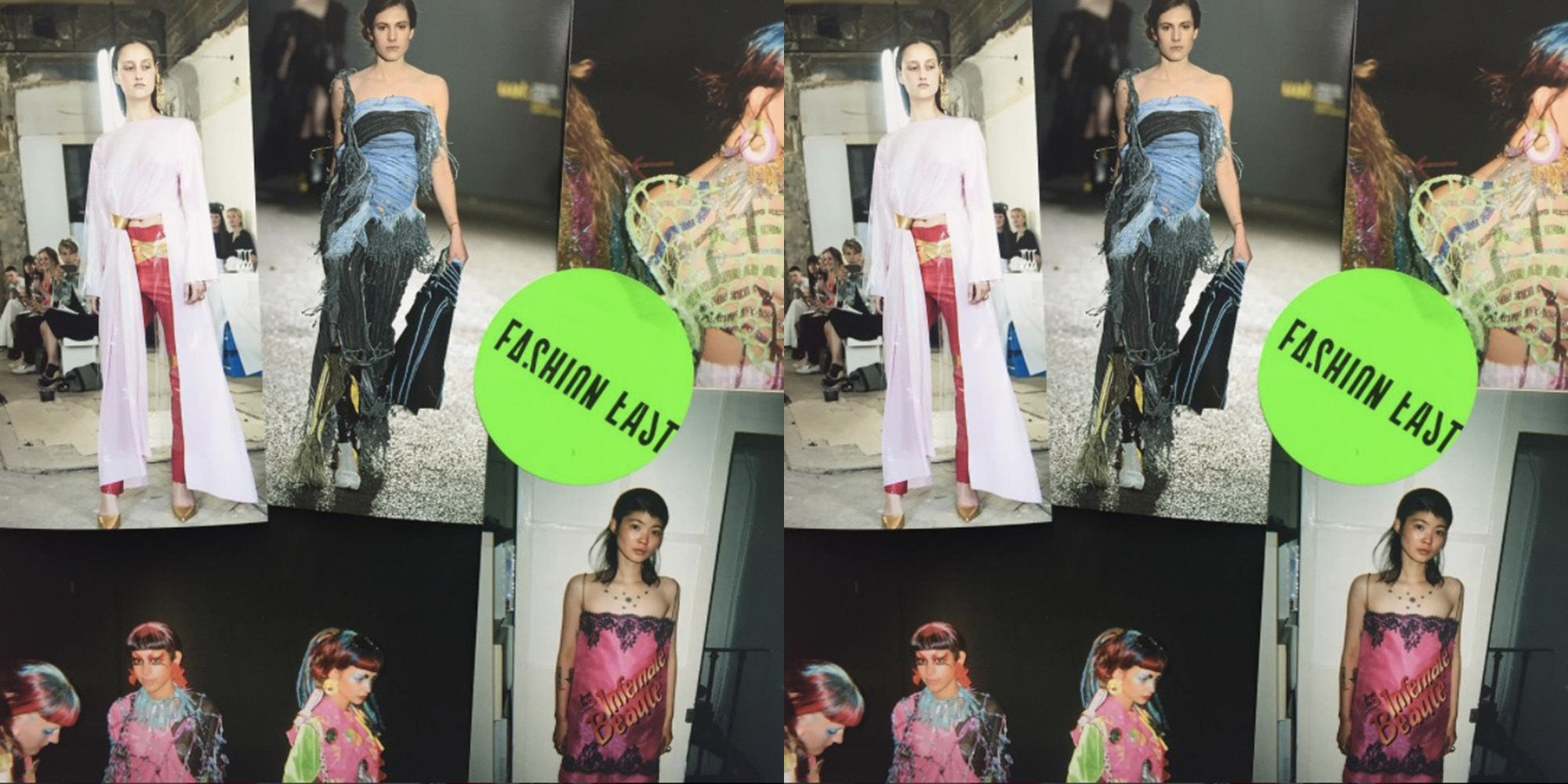 Four New Designers You Need To Know About Stars Of This Season S Fashion East Showcase At London Fashion Week