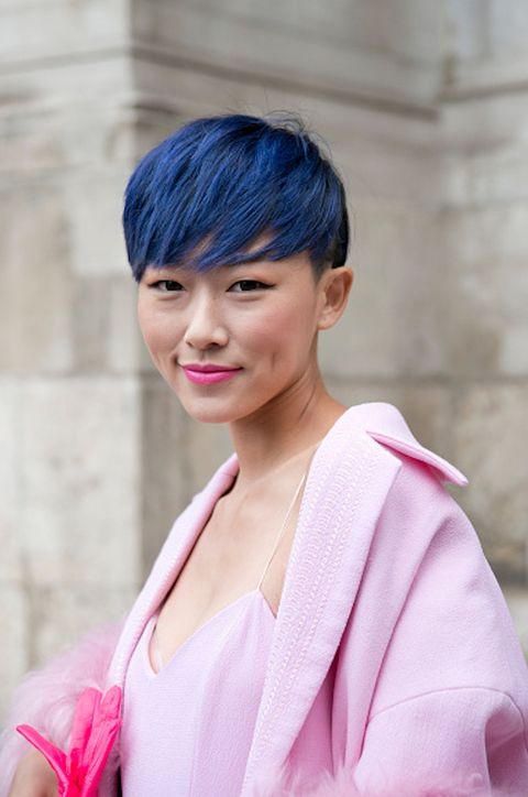 How To Dye Dark Hair Lighter 5 Ways To Add Colour To Naturally