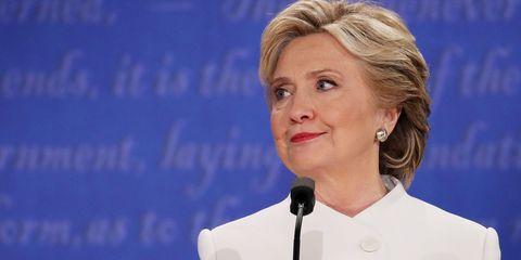 Hillary Clinton alternate universe | ELLE UK