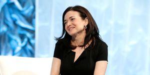 Sheryl Sandberg | ELLE UK
