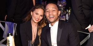 Chrissy Teigen & John Legend