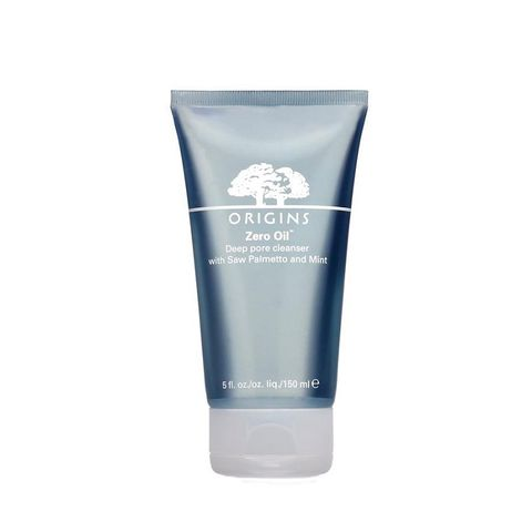 Origins Zero Oil Deep Pore Cleanser With Saw Palmetto & Mint, £16.50 2 February 2017