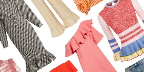 Frills and ruffles to suit every budget
