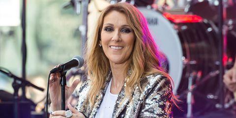 Celine Dion proposal   ELLE UK