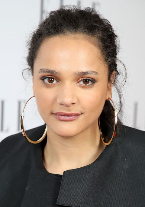 Sasha Lane at the ELLE Style Awards 2017