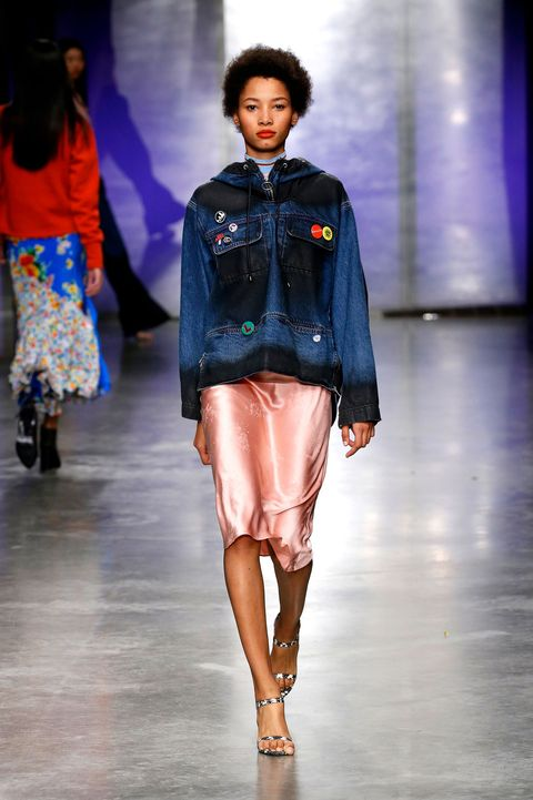 Topshop Unique AW17 London Fashion Week