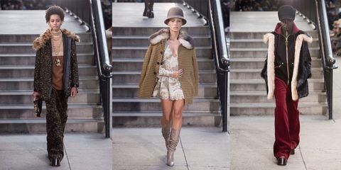 Marc Jacobs New York Fashion Week Autumn Winter 2017