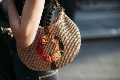 Best Street Style Details London Fashion Week Autumn Winter 2017