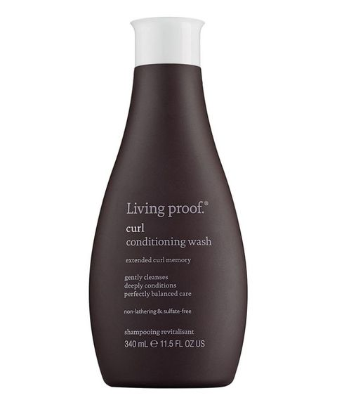 Living Poor Curl Conditioning Wash 19 February 2017