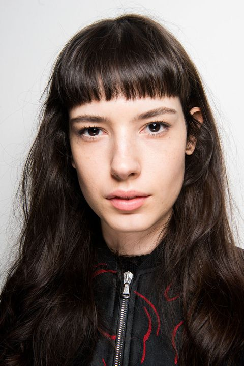 3.1 Philip Lim Autumn Winter 2017 Beauty