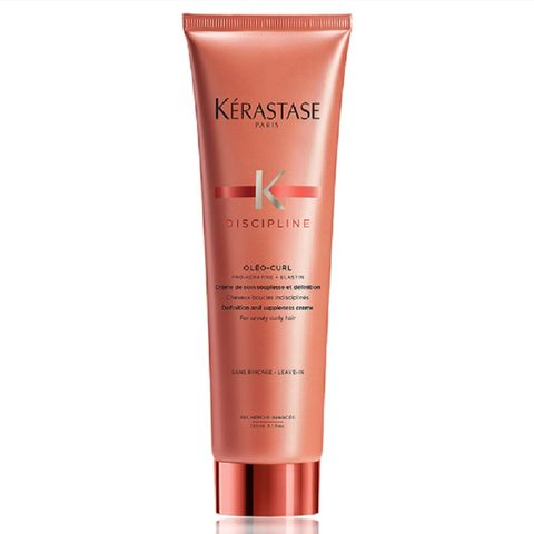Kerastase Discipline Curl Ideal Oleo Curl Cream 19 February 2016