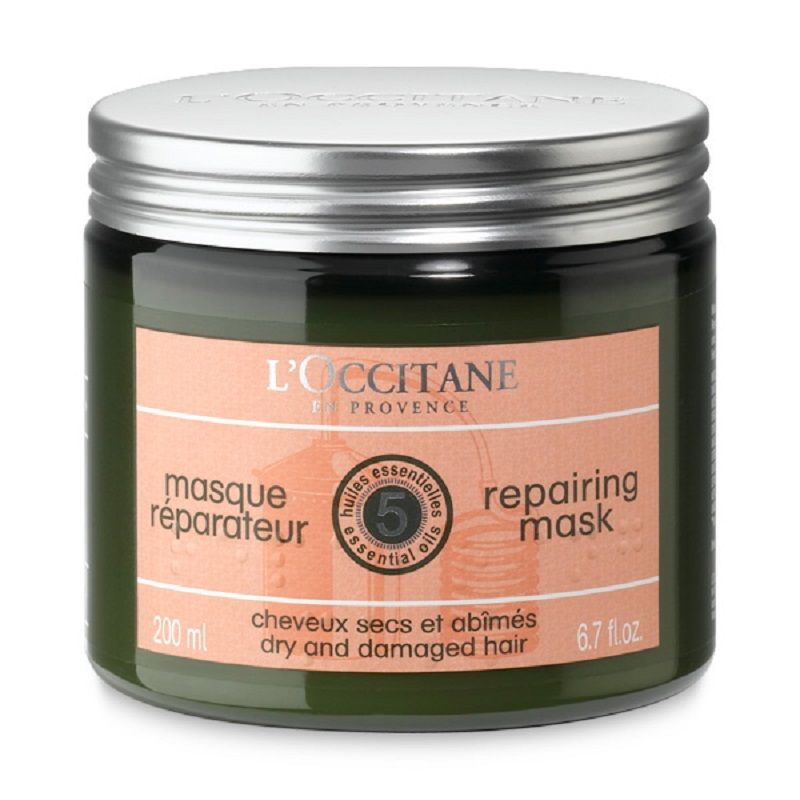 L'Occitane Repairing Hair Mask 19 February 2017