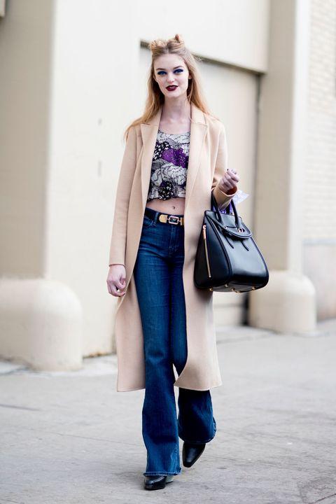 Models Off Duty New York Fashion Week AW17