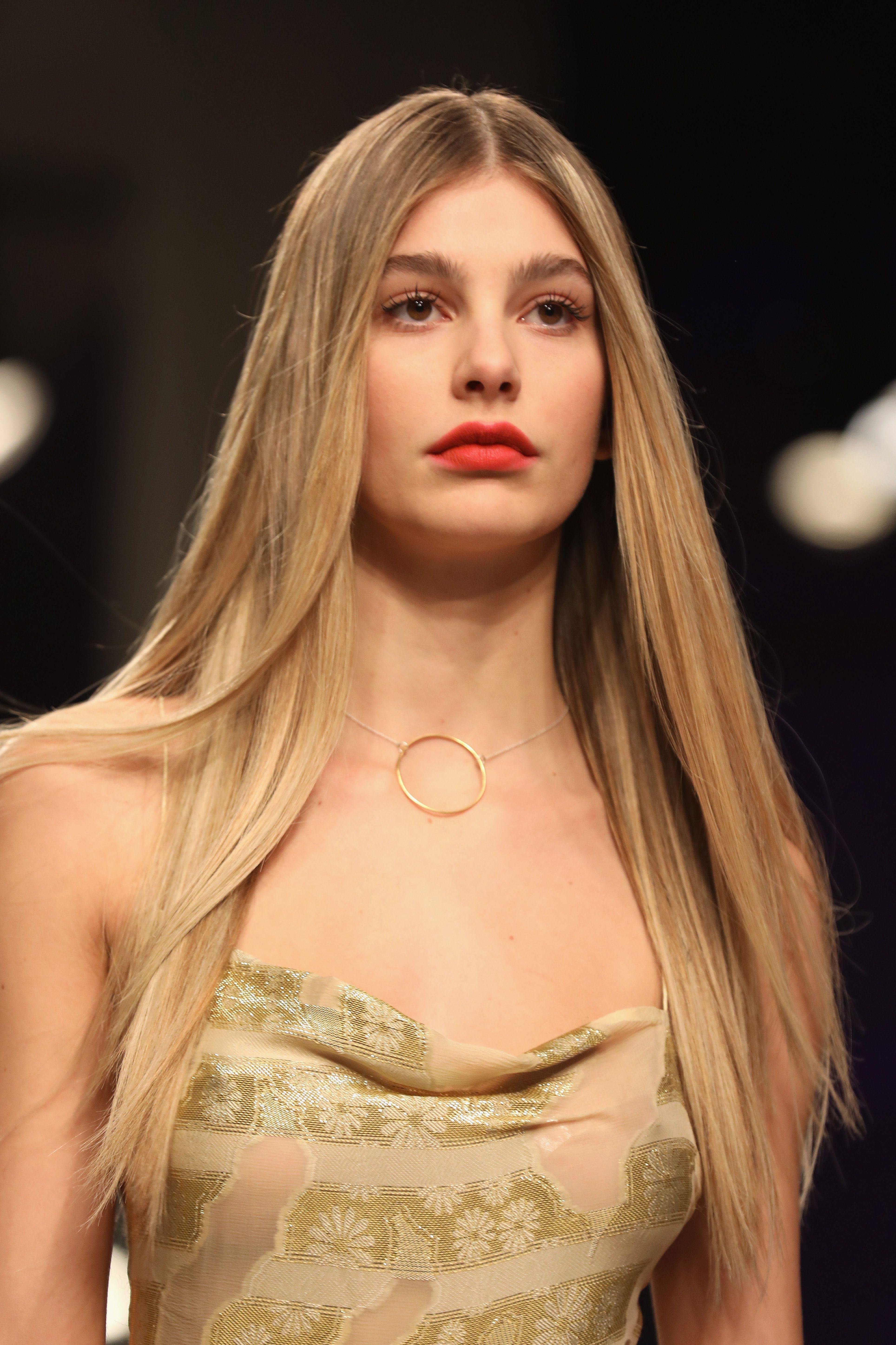 Topshop Unique AW17 Hair