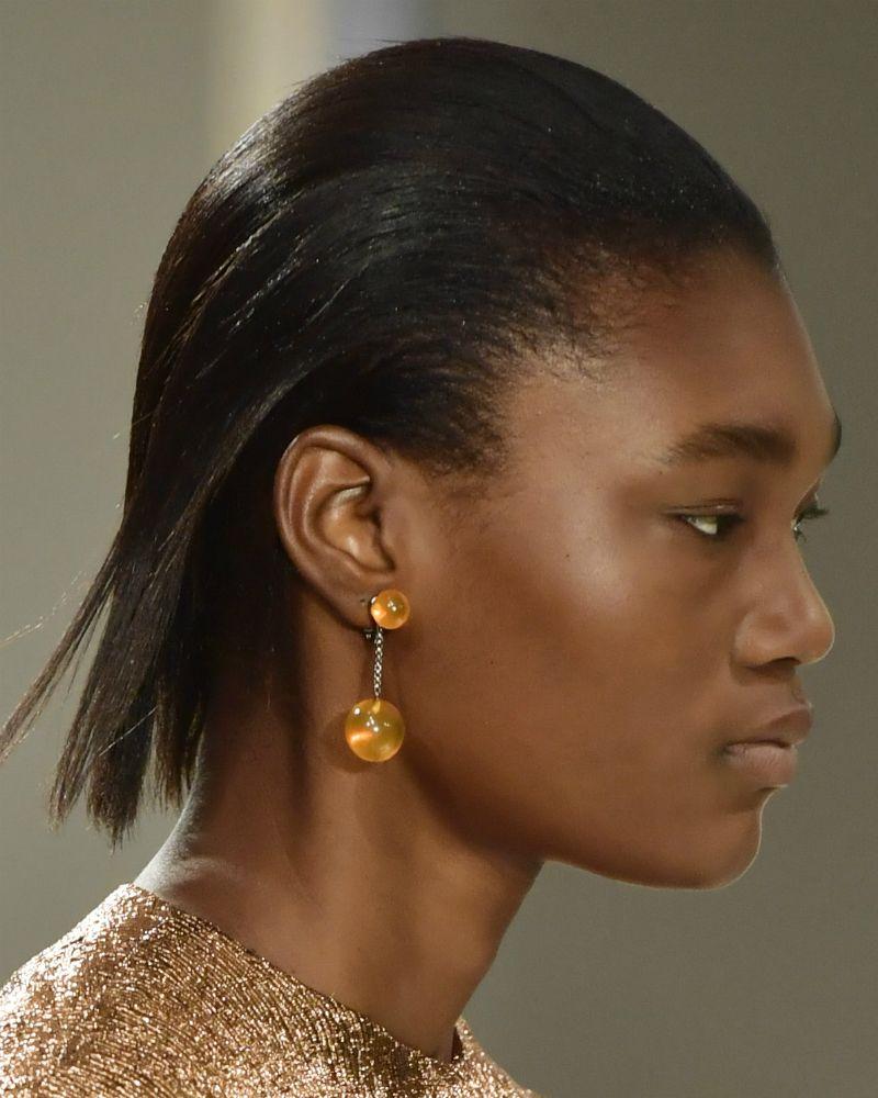 Jil Sander AW17 Earrings
