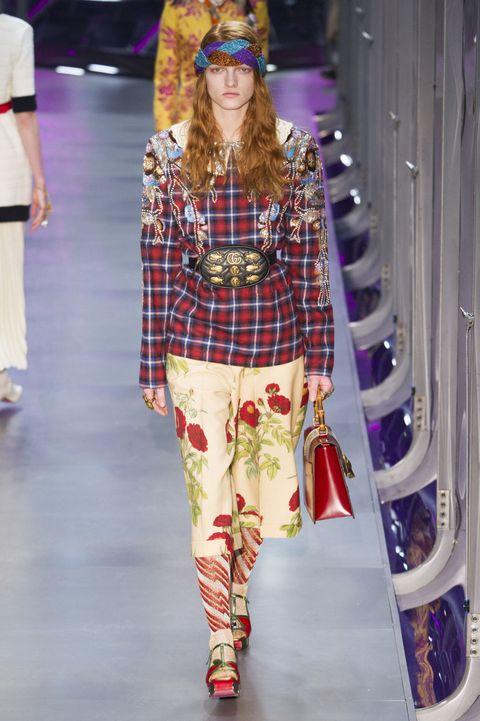 Gucci Autumn Winter 2017 Milan Fashion Week