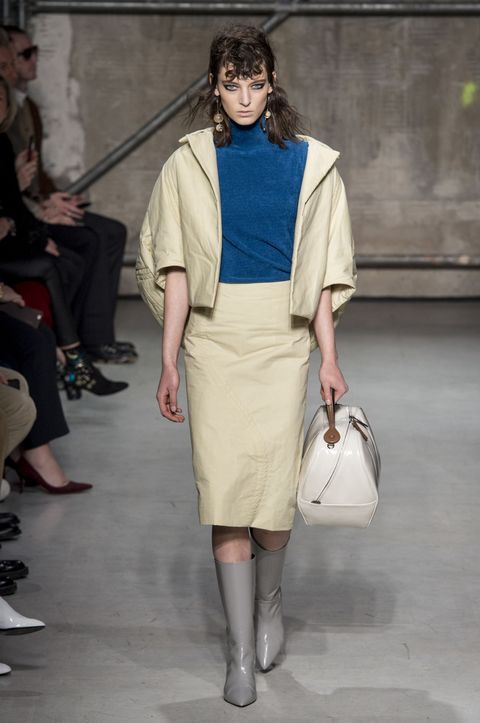 All the looks from the Marni AW17 collection Milan Fashion Week