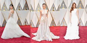 wedding dress inspiration from the oscars 2017