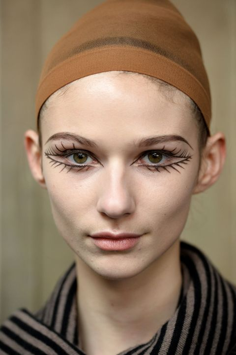 Isa Arfen AW17 Beauty
