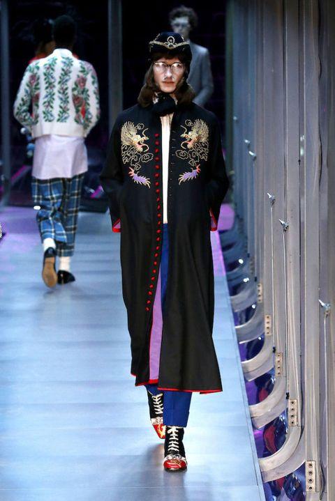 Milan Fashion Week AW17: The Best Coats
