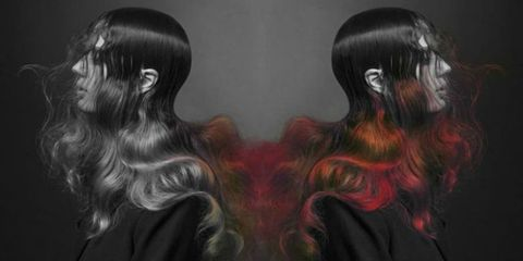 The Unseen Alchemist Colour Changing Hair Dye