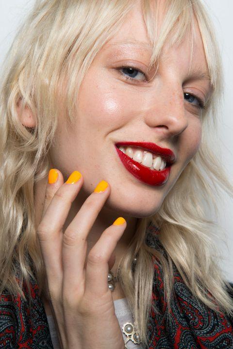 Osman AW17 Nails