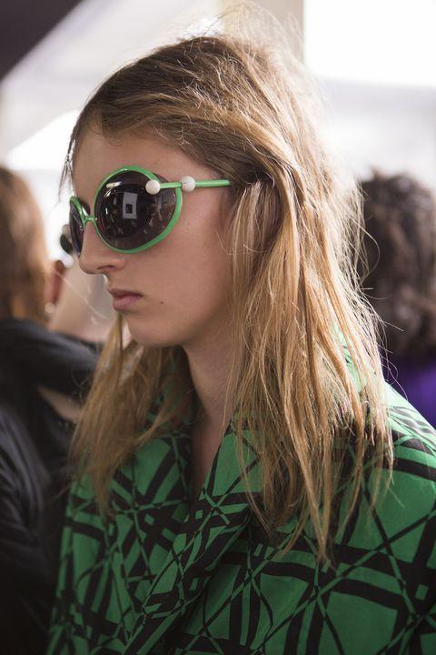 Marni AW17 Best Hair Looks Milan Fashion Week