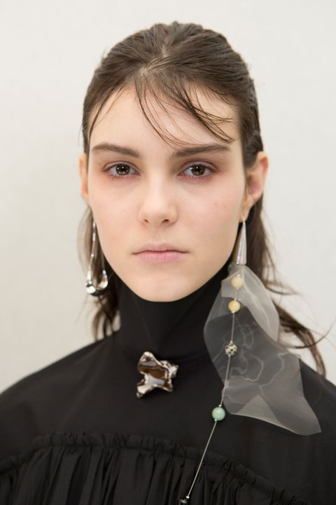 Christophe Lemaire AW17 Earrings