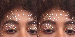 Solange Make-up