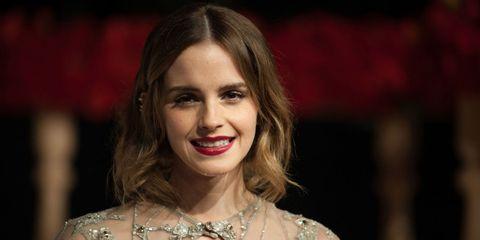 Emma Watson Beauty and the Beast premiere   ELLE UK