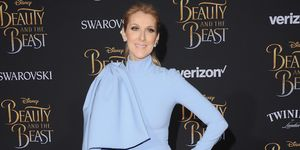 Celine Dion Beauty and the Beast premiere in LA, March 2017