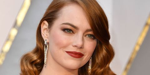 Emma Stone Oscars 2017 Make-up