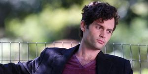 Penn Badgley in Gossip Girl | ELLE UK