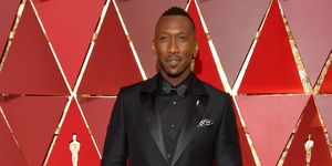 Mahershala Ali wins Oscar | ELLE UK