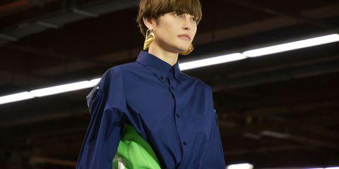 Fashion, Human, Outerwear, Shirt, Photography, Jacket, Top, Dress shirt, Sleeve, Fashion design,