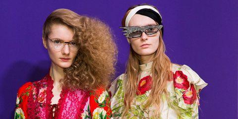 Milan Fashion Week AW17 Hair