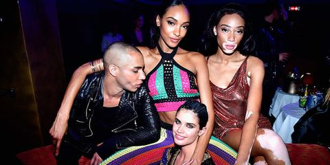 Balmain Aftershow Party Paris Fashion Week