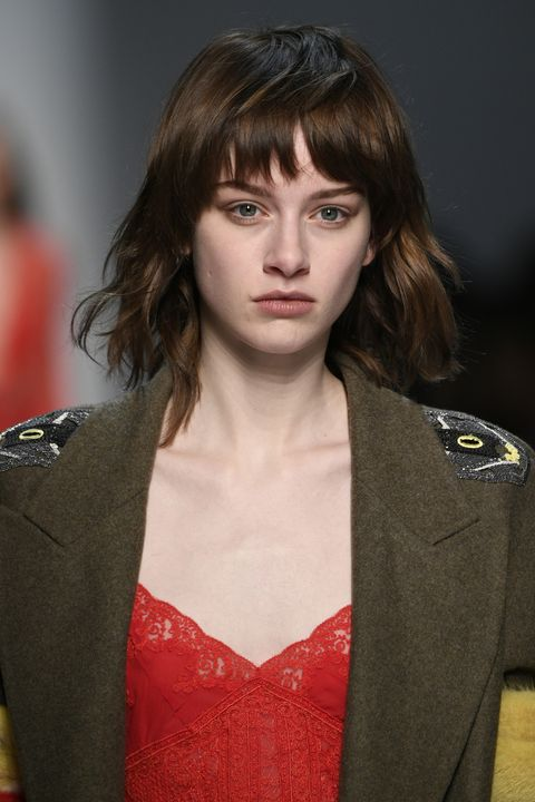 Ermano Scervino AW17 Beauty