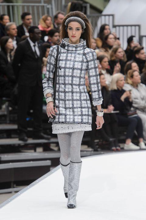 Chanel Autumn Winter 2017 Paris Fashion Week