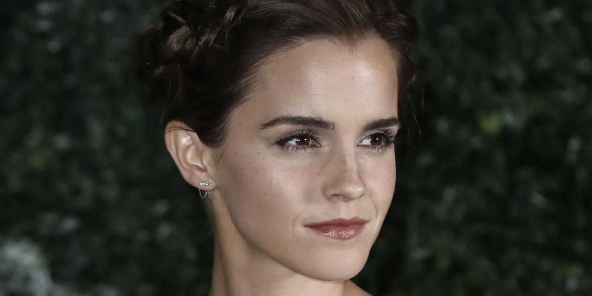 Emma Watson Beauty Routine Her Rose Scented Hair To Sustainable