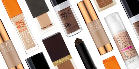 The Best Foundations EVER As Voted For By The Best Backstage Make-Up Artists