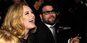 Adele is married to Simon Konecki