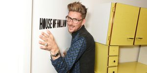 Henry Holland at house of holland